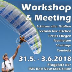 Workshop & Meeting 2018